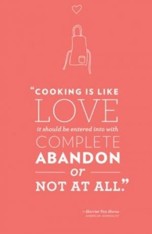 quotes  cooking  family quotesgram
