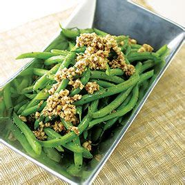 green beans  sauteed shallots  vermouth cooks