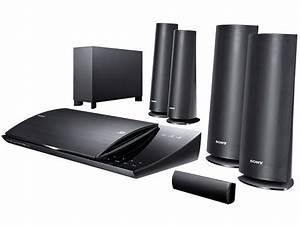 Test: 5.1-Blu-ray-Komplettanlage Sony BDV-N590 - AUDIO ...