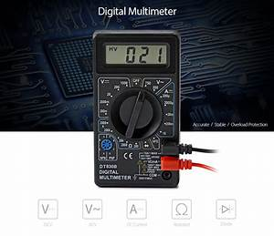 Dropshipping For Whdz Dt830b Digital Multimeter Ac Dc