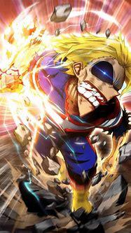 #Last Punch | My Hero Academia Amino