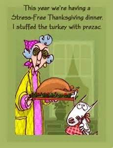 happy thanksgiving maxine style