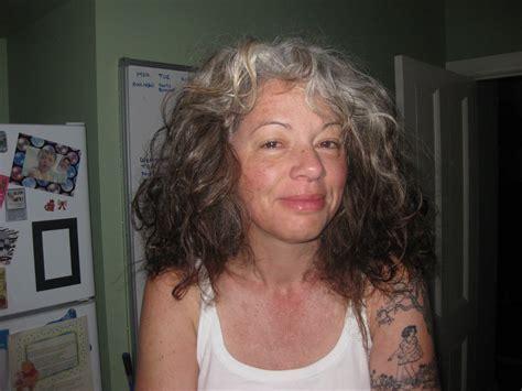 From Dark Hair To Grey Transition   Dark Brown Hairs
