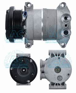 Gm Compressor Chevrolet  Gmc Oem  89018950 15291996