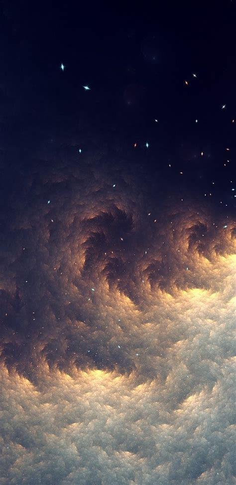 Download 1440x2960 Space, Stars, Nebula Wallpapers For