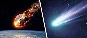 Asteroids Vs Comets  What Are The Differences And
