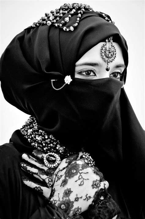 arabian style hijab    wear  hijabiworld