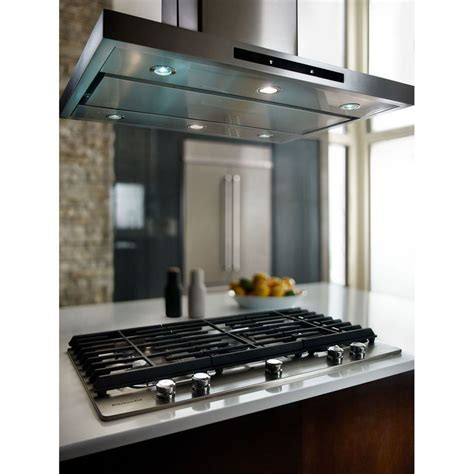 Gas Cooktop by Kcgs556ess Kitchenaid 36 Quot Gas Cooktop Stainless Steel