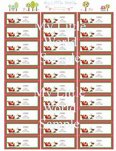 free printable christmas return address label template With free address label maker