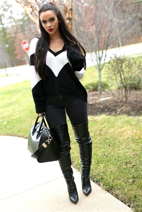 134 best Hot Sexy Boots images on Pinterest | Thigh length boots High heeled boots and Long boots