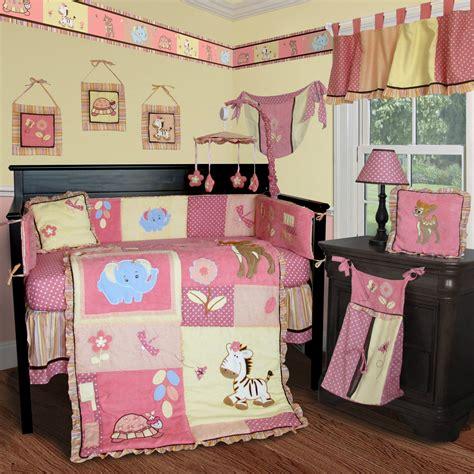27309 baby nursery bedding baby boutique jungle animal 13 pcs crib nursery