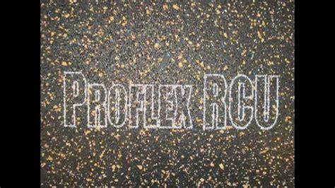 cork flooring sound rating proflex rcu rubber cork sound control flooring underlayment installation youtube