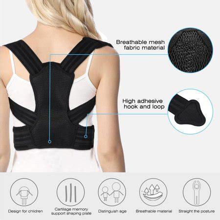 TOPINCN Posture Corrector for Kids Teenagers, Spinal ...