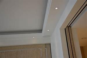 Corniche Plafond Platre : corniches en pl tre et staff pour d corer vos plafonds ~ Edinachiropracticcenter.com Idées de Décoration
