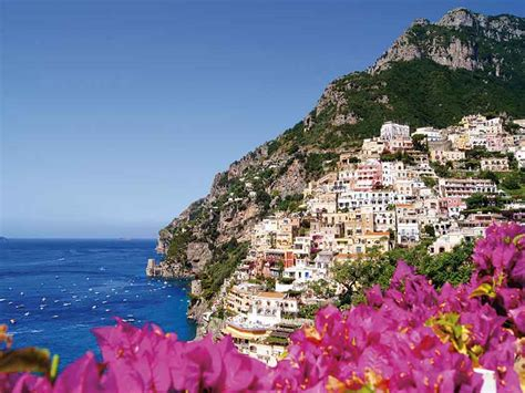 The Amalfi Coast Is A Highlight Of Italys Campania Region