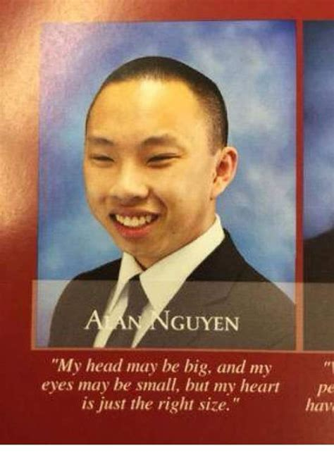 hilarious yearbook quotes   impossible