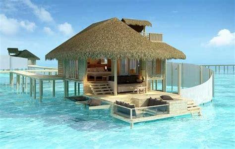 Maldives Tiki Hut Stay
