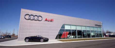 Audi Dealership In Windsor, On