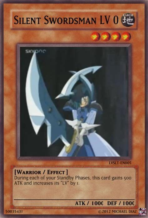 Silent Magician Swordsman Deck by Yugioh Silent Swordsman Lv4