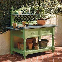 potting bench on Pinterest Potting Benches, Potting