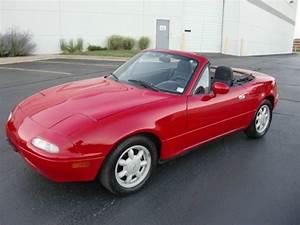 Find Used 1991 Mazda Miata 5spd Low 53 000 Miles Hardtop