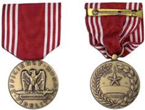 Awards And Decorations Branch by Army Conduct Medal