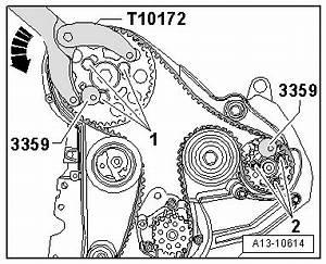 skoda workshop manuals gt yeti gt power unit gt 20 103 125 With skoda timing belt