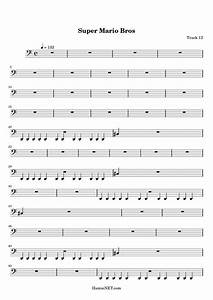 Super Mario Alto Sax Sheet Music