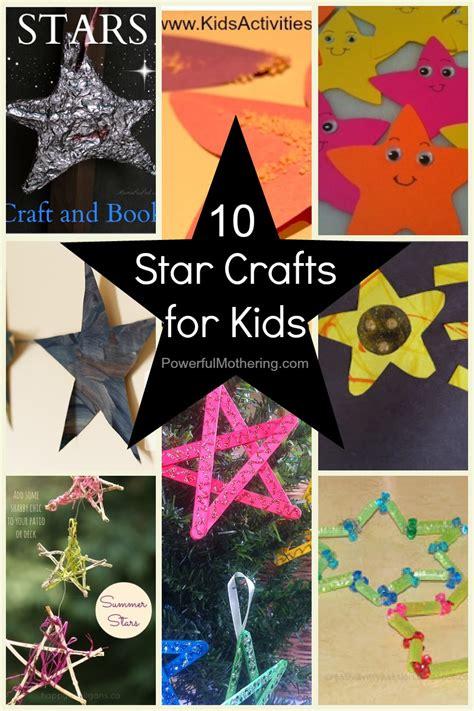 star crafts  kids