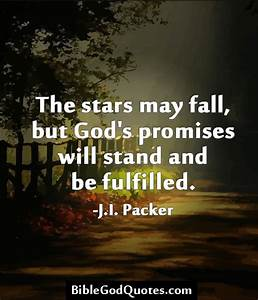 Gods Will Quote... Jesus Promise Quotes