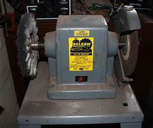Photo Index - Belsaw Machinery Co - 3600 RPM bench