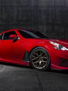 Wallpaper Nissan, 370Z NISMO, Sports Car, Automotive