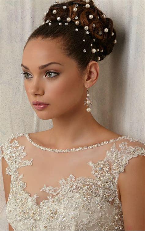 wedding bun hairstyles everafterguide