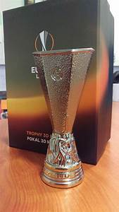 Uefa Europa League 3d Replica Trophy