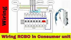Mk Consumer Unit Wiring Diagram