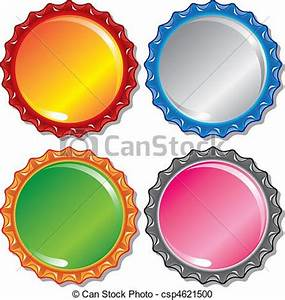 Plastic Bottle Caps Clipart (23+)