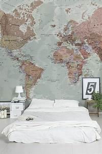 Tapisserie Carte Du Monde : tapisserie carte du monde cosprocare ~ Teatrodelosmanantiales.com Idées de Décoration