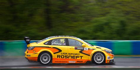 lada dentale thompson withdraws from hungary races 187 touringcars net