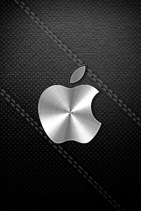 Apple Lock Screen Wallpaper by Black Apple Logo Iphone 5 Hd Lock Screen Wallpapers Hd