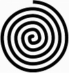 Hoodoo Hill: The Meaning of the Spiral's Direction
