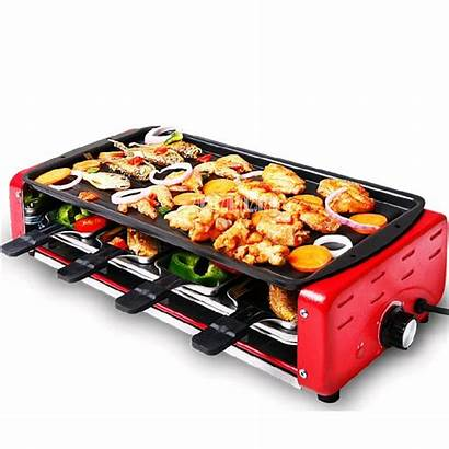 Grill Indoor Electric Smokeless Barbecue Stove 1800w