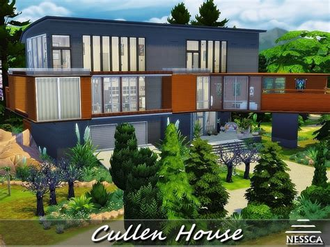 Nessca's Cullen House