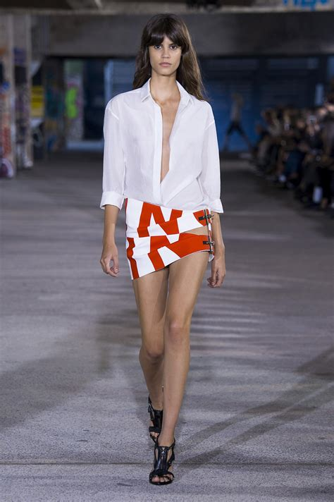 ANTHONY VACCARELLO SPRING SUMMER 2015 WOMEN'S COLLECTION ...