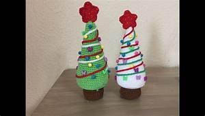 Tuto Sapin De Noel Au Crochet : tuto sapin de no l au crochet youtube ~ Farleysfitness.com Idées de Décoration