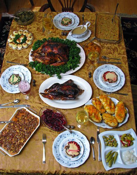 recette cuisine usa thanksgiving une tradition chère aux américains
