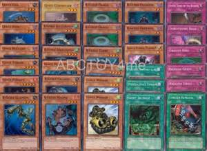 yugioh r genex deck upgrade builder lot 30 cards with free yugioh figure ebay