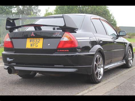 Black Mitsubishi Evo by 2000 Mitsubishi Lancer Evo Makinen Ltd Edition Black