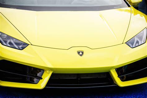El Lamborghini Huracan Rwd Spyder Podra Caminar Sobre El