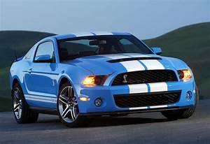 2010 Ford Mustang Shelby GT500 - specifications, photo, price, information, rating