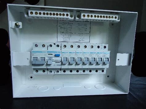 mcbs   rcd fixed    din rail   easily